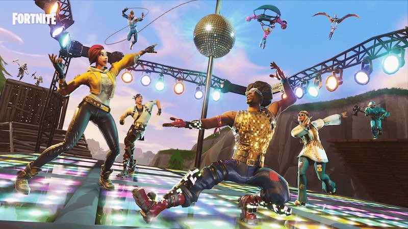 Fortnite 6.02 Update Fixes Nintendo Switch and Xbox One Performance Issues, Adds Disco Domination Mode