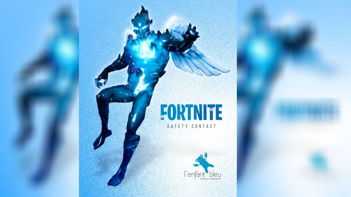 New Fortnite Mission: Reaching Out to Abused Children
