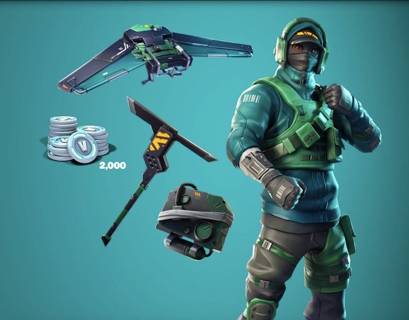 Fortnite GeForce bundle: New skin REVEALED, here's how you can get it