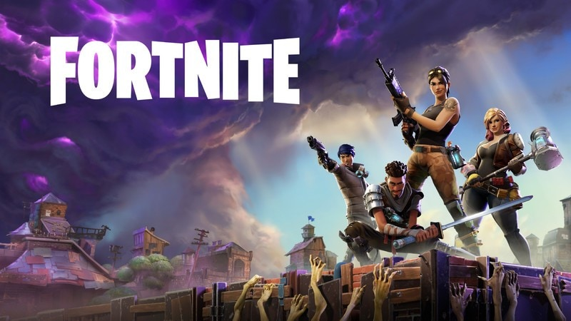 Fortnite Battle Royale for Android and iOS Announced With PS4 and PC Cross-Platform Play
