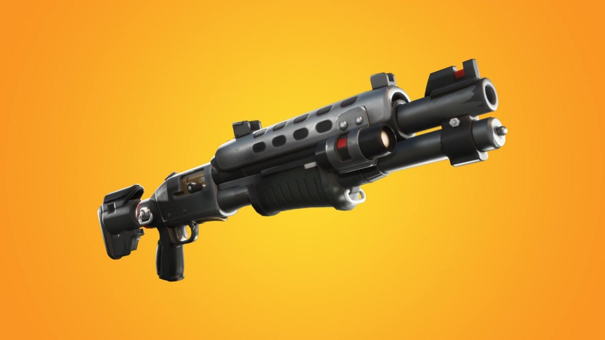 Fortnite v9 40 Update Brings Redesigned Tactical Shotgun, Automatic