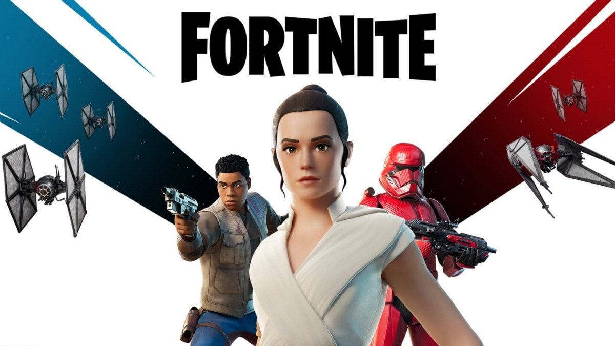 Fortnite Finally Gets Split-Screen Support on Consoles, Brings Star Wars: The Rise of Skywalker Content