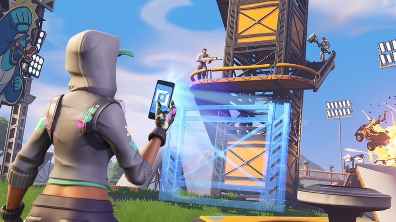 Fortnite Has Grossed Over $500 Million on iOS: Sensor Tower