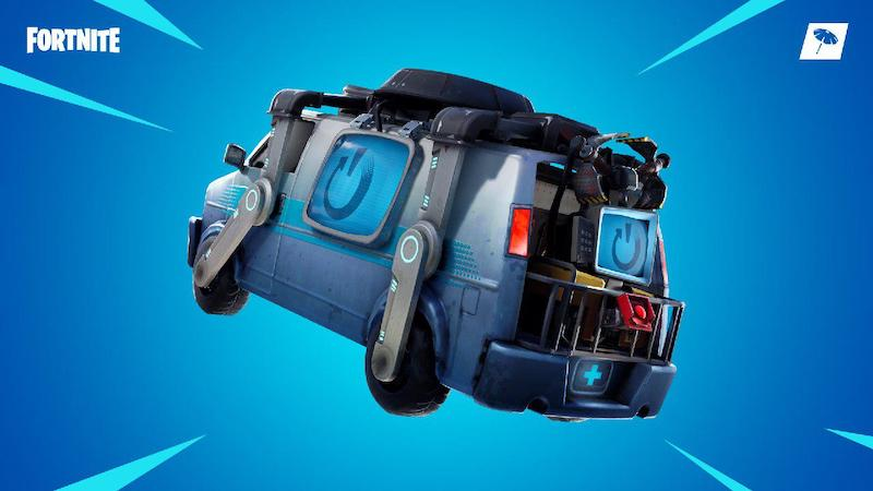 Fortnite Update 8.30 Out Now, Adds Reboot Van, Buccaneer's Bounty Event, Fly Explosives Limited Time Mode, and More