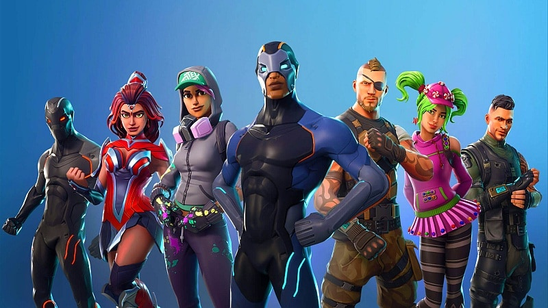 Fortnite Patch Adds Voice Chat to iOS Version, 'Major Optimisations