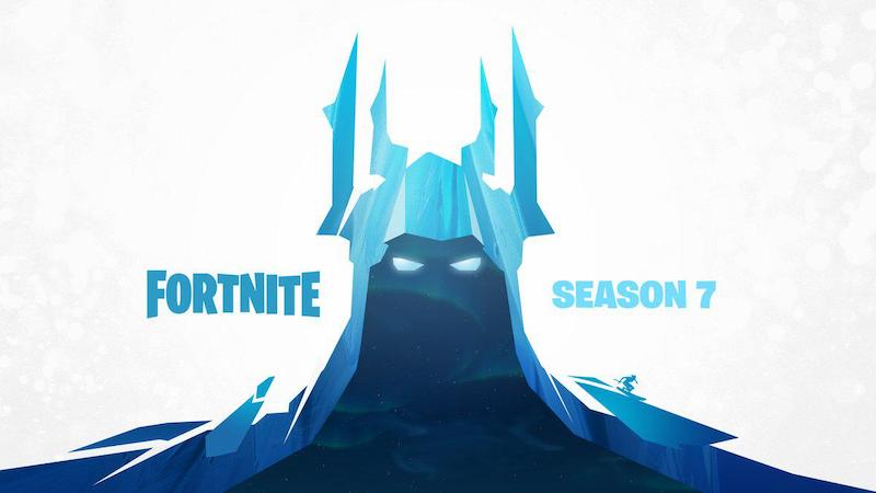 Fortnite Season 7 Release Date Announced Snow Map Teased