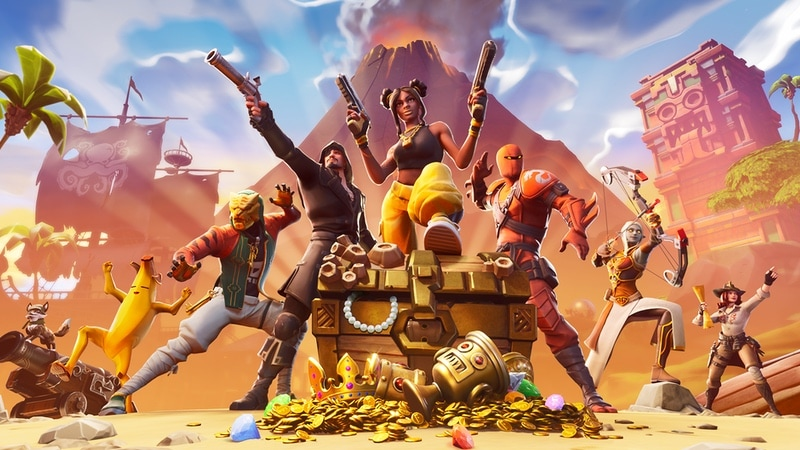 Fortnite Update 8.20 Out Now, Adds 'Floor Is Lava' Limited Time Mode