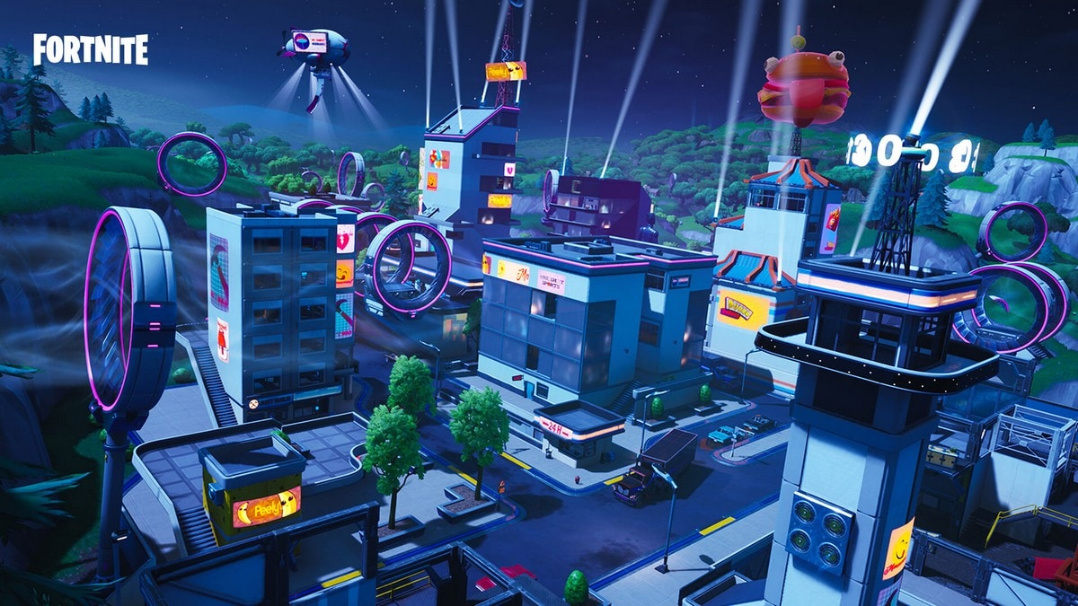 Fortnite Season 9 Adds New Locations, 'Slipstreams' for