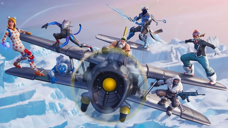 Fortnite's New Infinity Blade Weapon Removed for Being 'Overpowered