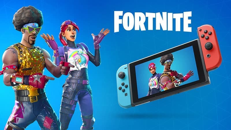 Fortnite Was Nintendo Switch's Most Played Game of 2018 in Europe