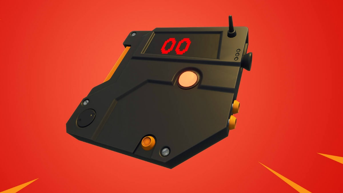 fortnite update transmitters receivers Fortnite