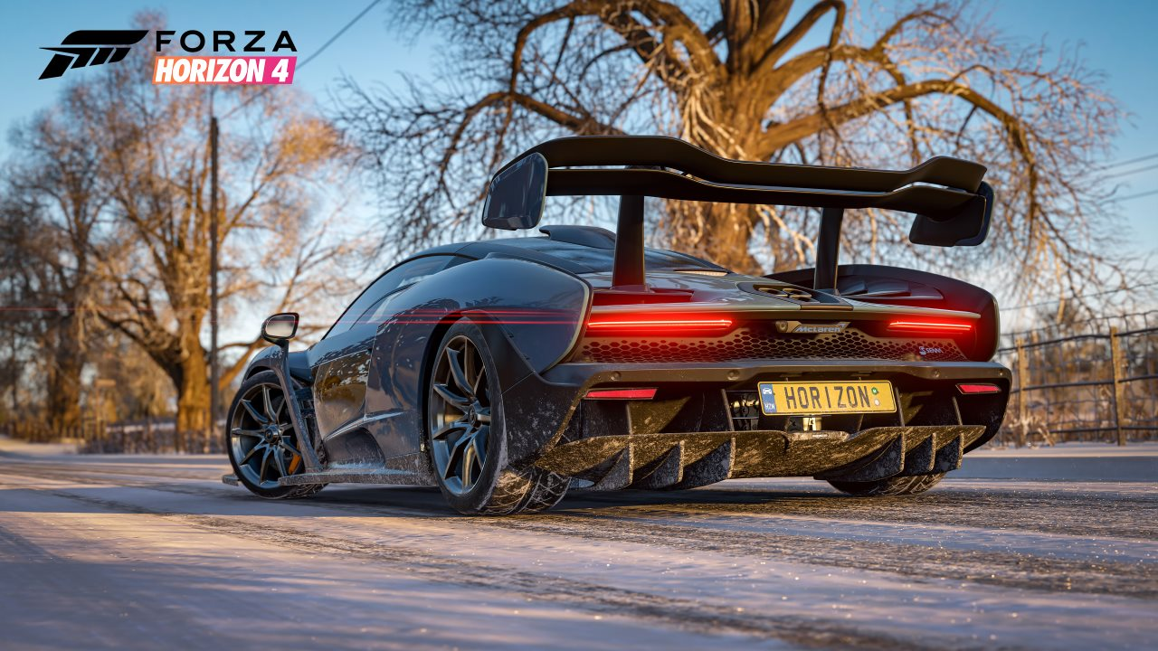 Forza Horizon 4 on Xbox One X Cannot Run in 4K at 60fps: Microsoft