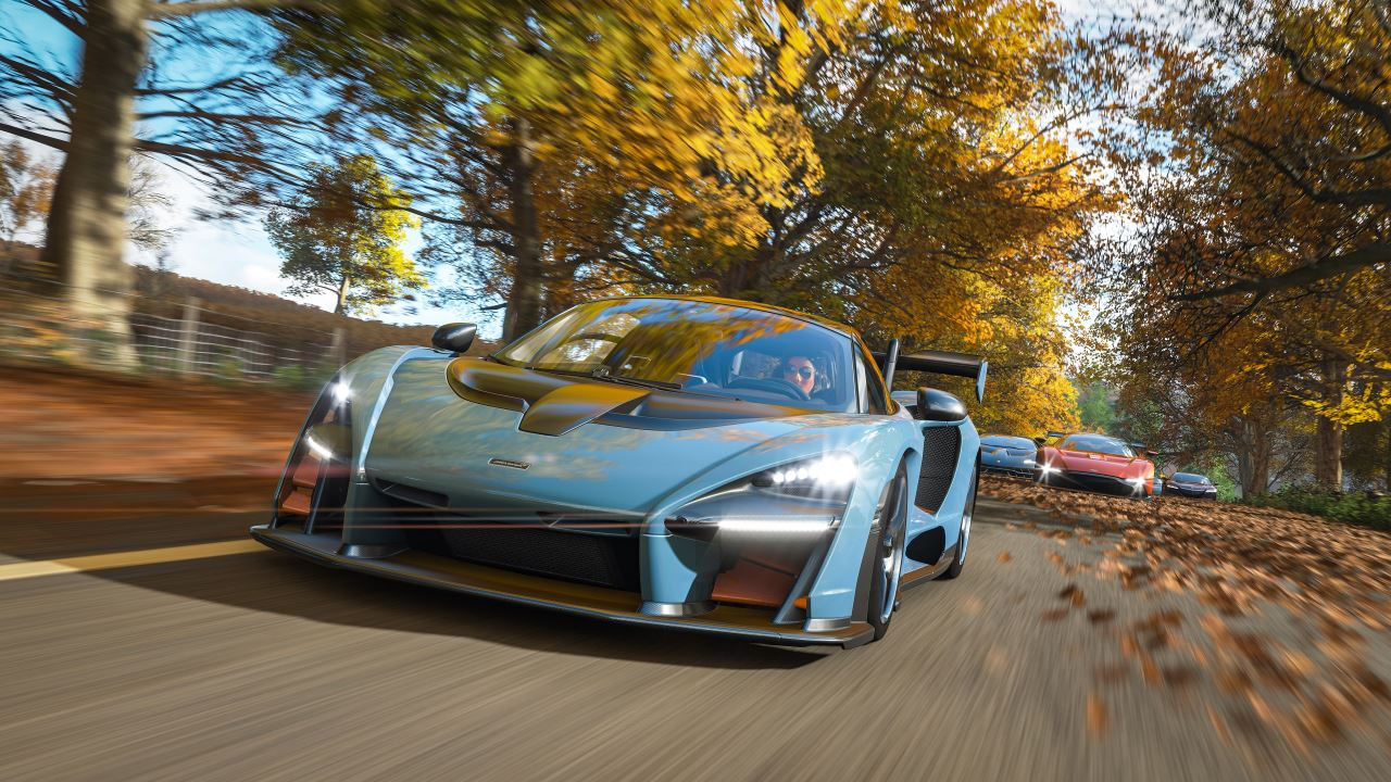 Forza Horizon 4 Out Now for Windows 10 PCs and Xbox One