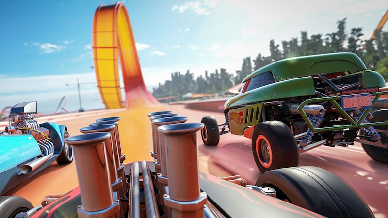 forza horizon 3 hot wheels loop the loop Forza Horizon 3 Hot Wheels