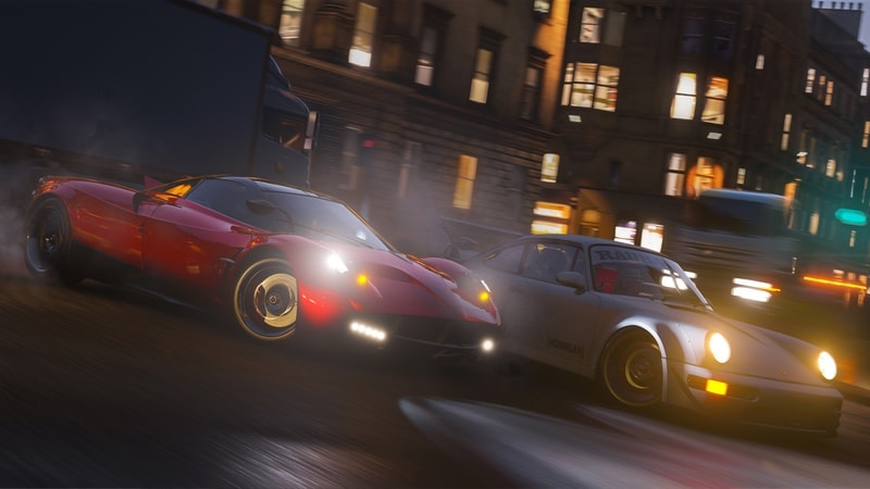 Forza Horizon 4 demo now available on Xbox One and PC