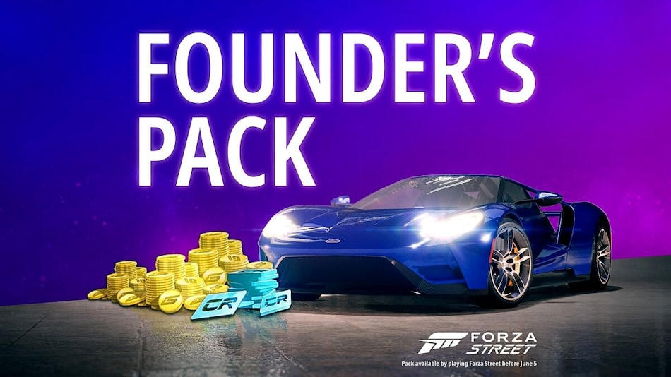 Forza Street Now Available to Download for Android and iOS, Early Adopters Get Free In-Game Gifts