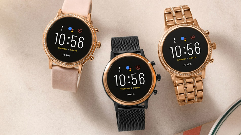 Fossil Gen 5 Smartwatch to Get a Wellness App That Tracks Sleep, Workouts Easily
