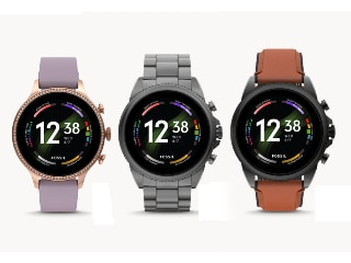Fossil Gen 6 Smartwatch Range With Snapdragon 4100+, SpO2 Sensor Launched: Price, Specifications