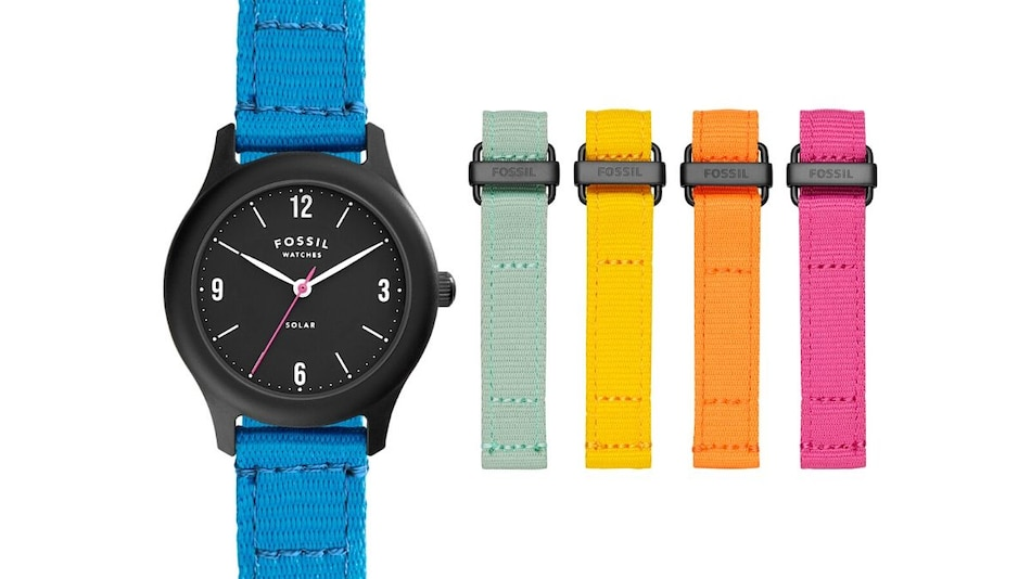 Fossil Solar Watch Launched in India, Now on Sale