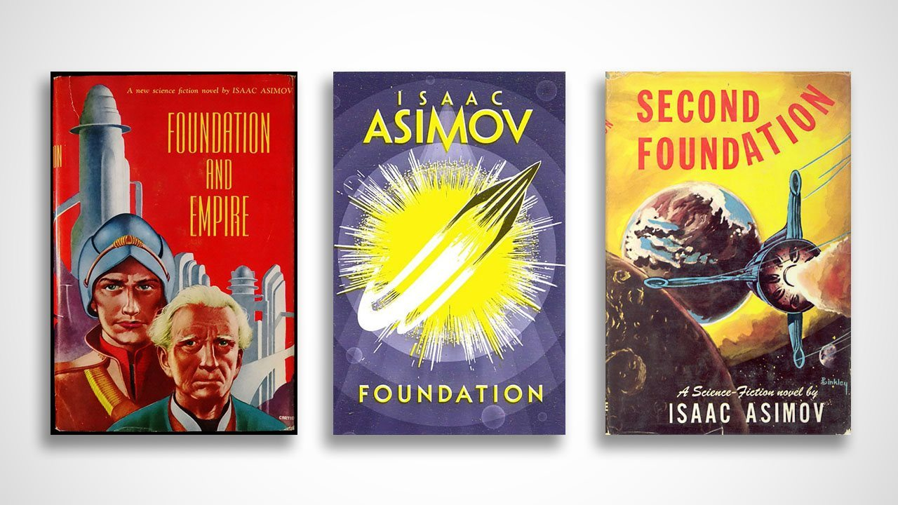 Apple Adds Isaac Asimov's Foundation Series to Its TV Lineup