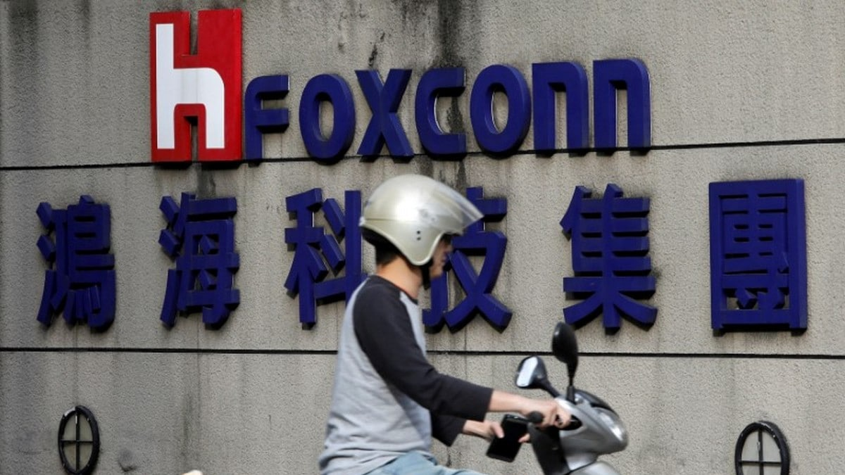 Foxconn Chip Boss Tipped to Be Taiwanese Group's Next Chairman