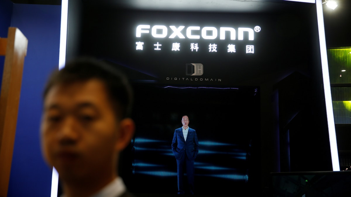 Apple-Supplier Foxconn's Second-Quarter Profit Falls Less Than Expected