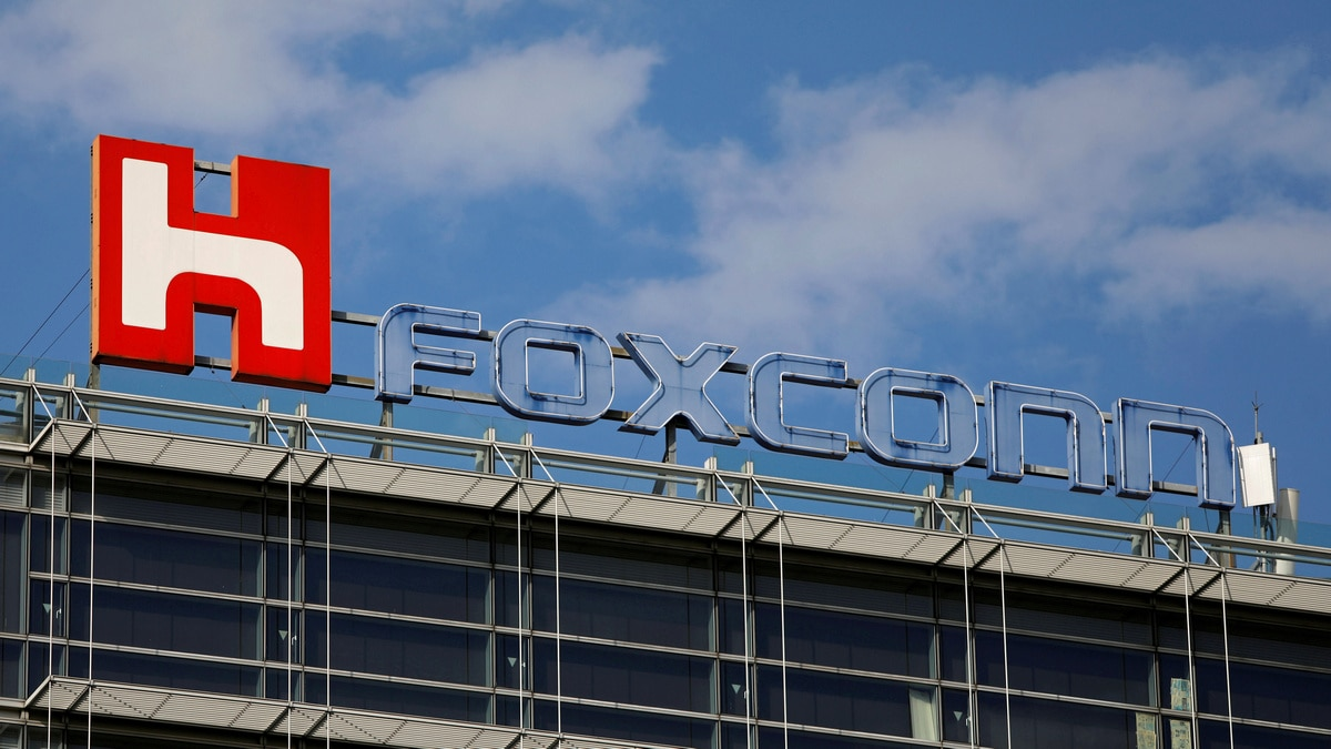 Apple Supplier Foxconn Sees Fall in Profit in Last Quarter of 2019