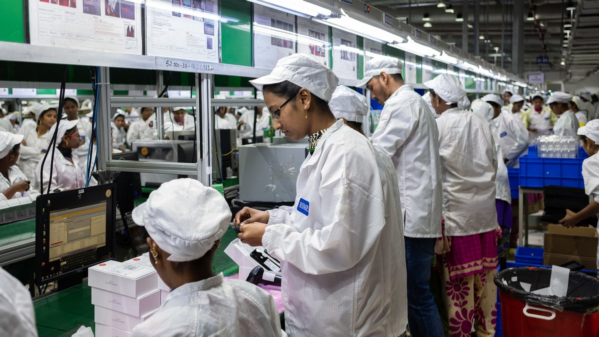 Cabinet Approves Rs. 48,000 Crores Plan to Boost Electronics Manufacturing