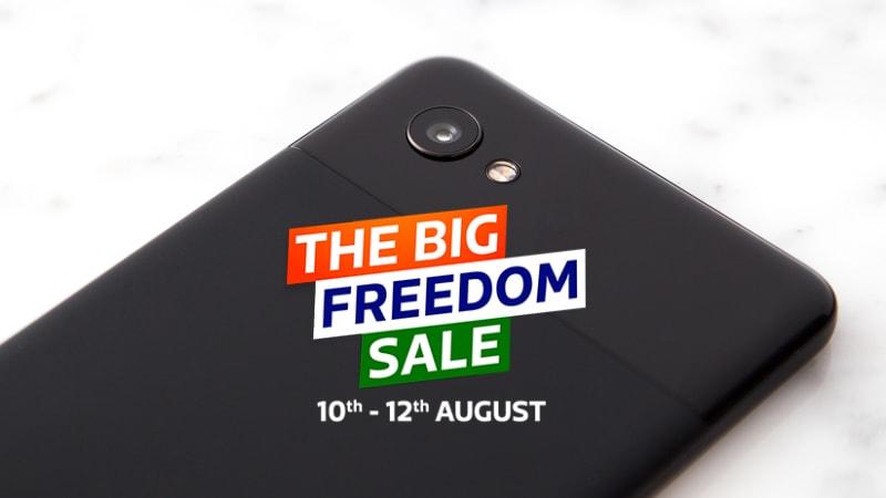 Flipkart Big Freedom Sale शुरू, कई स्मार्टफोन पर मिल रही है छूट