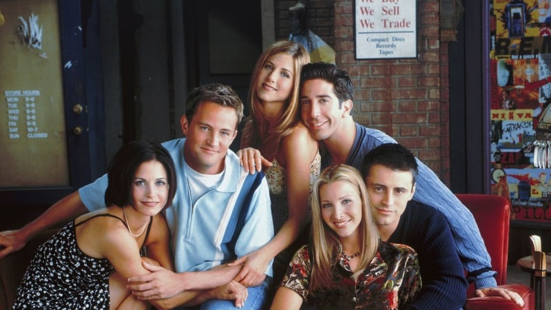 Friends Now Only Streaming on Netflix in India, as It Leaves Hotstar and Hooq