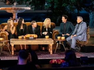Friends: The Reunion Out May 27 at 12:32pm On Zee5 in India