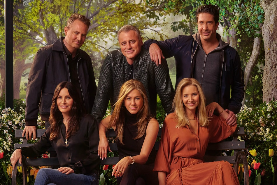 Friends: The Reunion Date, Time, How to Watch, Trailer, and More |  Entertainment News