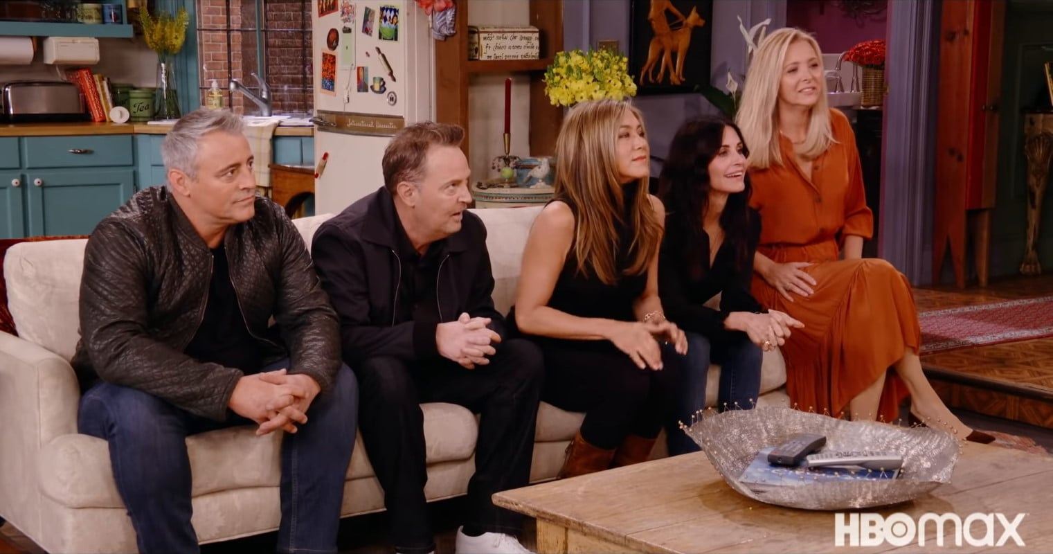 Friends: The Reunion Release Set for 9 Asian Countries