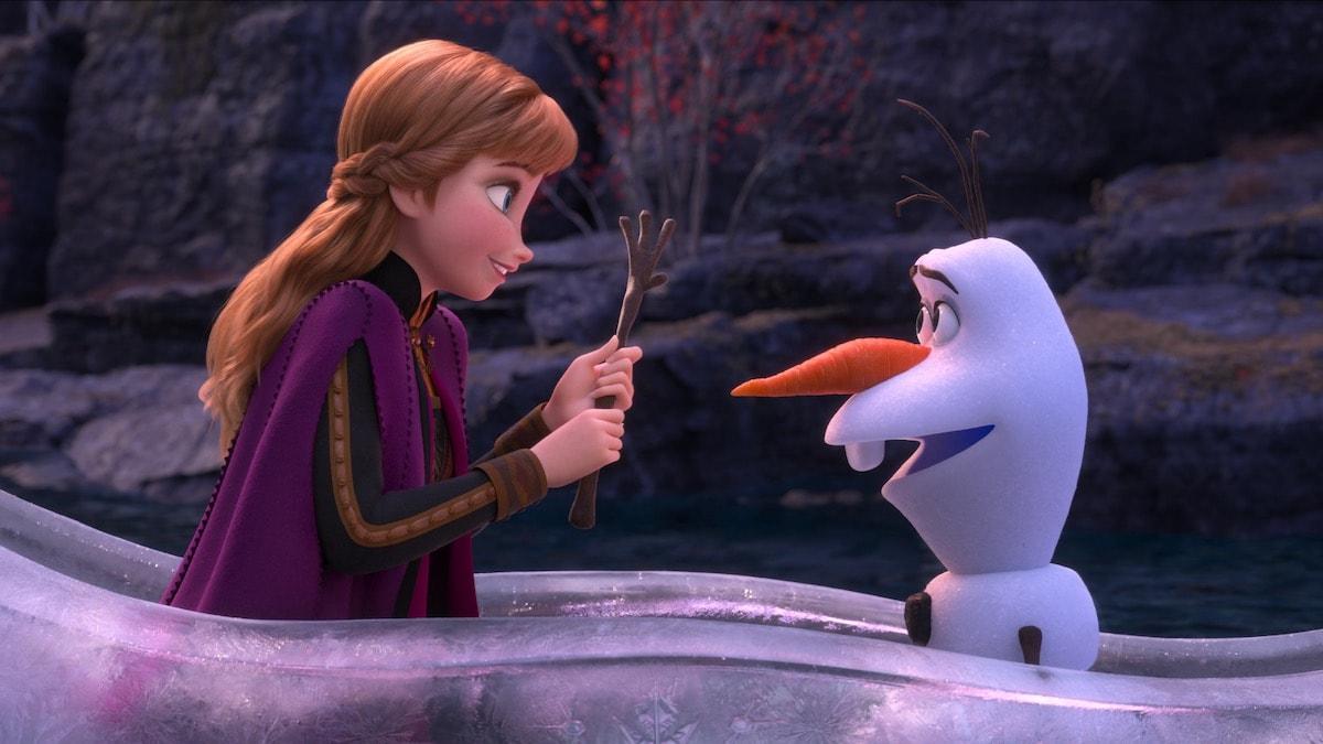 frozen 2 anna olaf Frozen 2