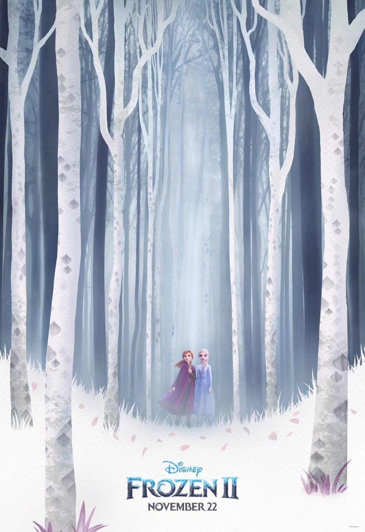 frozen 2 poster Frozen 2
