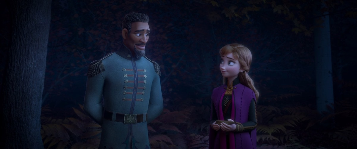 frozen 2 sterling brown Frozen 2