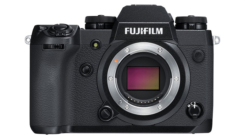 Fujifilm X-H1 Flagship X Series Camera With In-Body Stabilisation, Professional Video Capabilities Launched