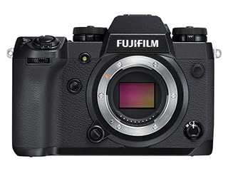 Fujifilm X-H1 Camera With Professional Video Capabilities Launched