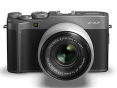 Fujifilm X-A7 Beginner-Level APS-C Mirrorless Camera Launched