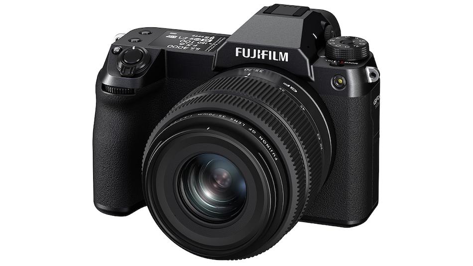 Fujifilm GFX 50S II Medium Format Camera and X-T30 II Digital Camera Announced, New Lenses Unveiled