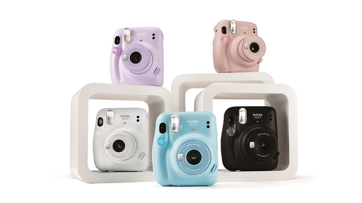 Fujifilm Instax Mini 11 Instant Camera With Selfie Mode, Automatic Exposure Launched in India