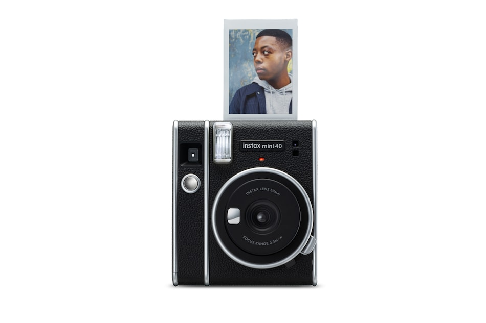 Fujifilm Instax Mini 40 Camera With 'Selfie Mode' Launched in India: Price, Specifications