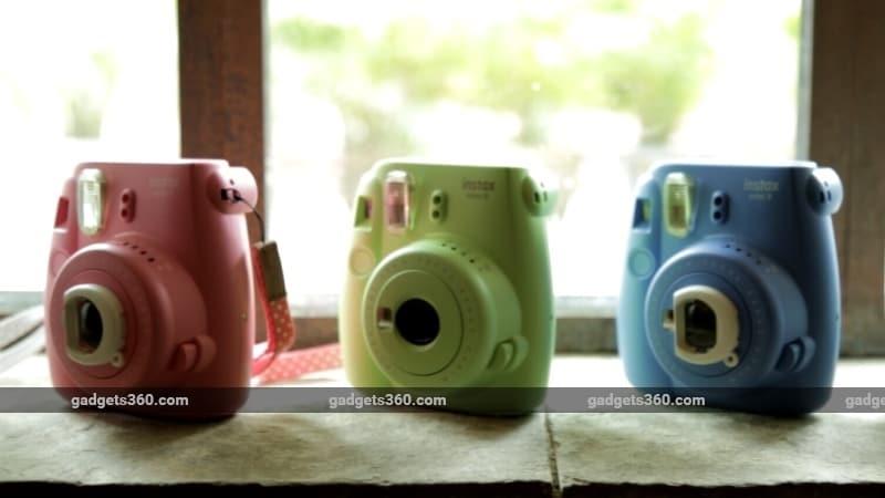 Fujifilm Instax Mini 9 Instant Camera Launched in India