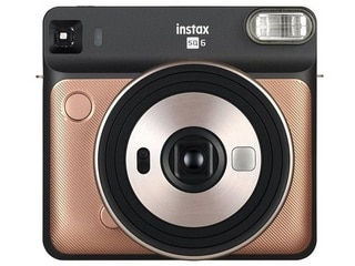 Fujifilm Instax Square SQ6 Square-Format Instant Camera Launched in India at Rs. 9,999