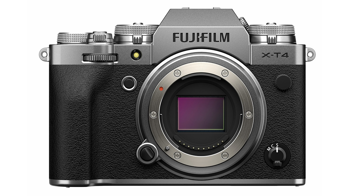 Fujifilm X-T4 Flagship X Series Mirrorless Camera With In-Body Stabilisation Launched in India