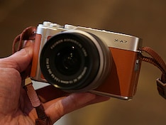 Fujifilm X-A7 Beginner-Level Mirrorless Camera Launched in India at Rs. 59,999