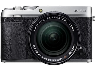 Fujifilm X-E3 Mirrorless Camera With 24.3-Megapixel Sensor, 4K Video Support Launched