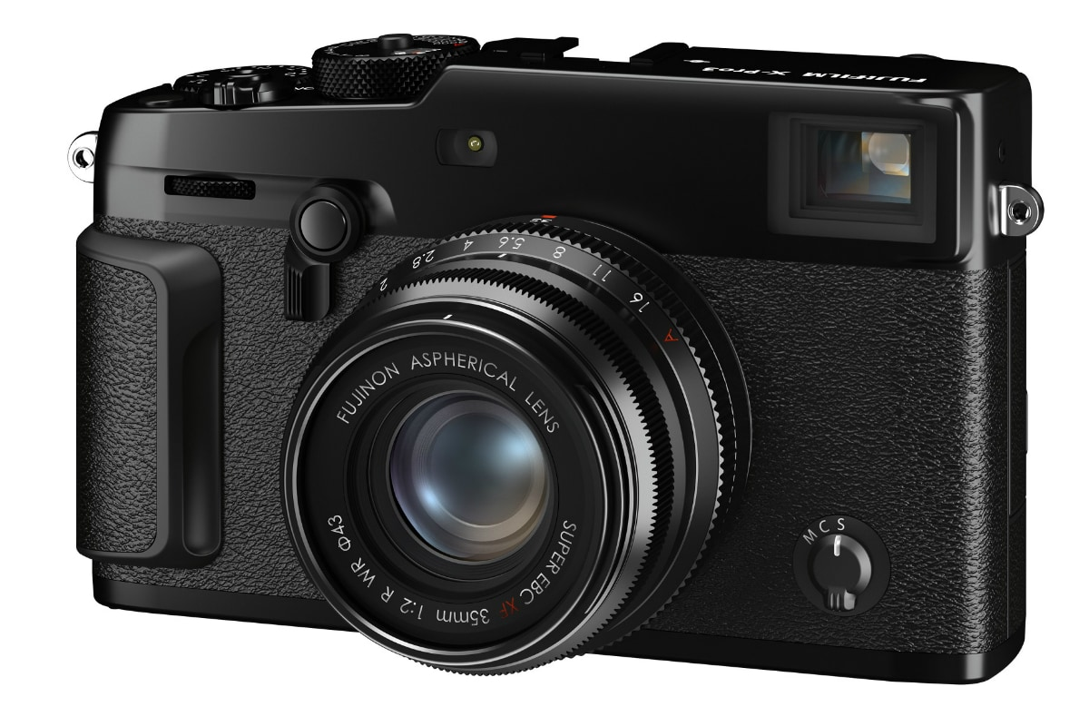 Fujifilm X-Pro3 Mirrorless Camera With Retro Design and Flippable Display Launched in India