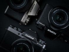 Fujifilm X-T100 Mirrorless Camera With 24.2-Megapixel Sensor Launched in India