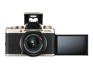 Fujifilm X-T100 Mirrorless Camera With 26-Megapixel APS-C Sensor, EVF Launched